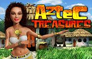 бесплатно играть в автомат Aztec Treasures 3D
