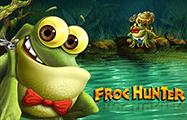 бесплатно играть в автомат Frog Hunter