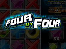 Играть бесплатно в автомат Четыре На Четыре