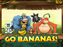 Вперед Бананы бесплатно в клубе Вулкан