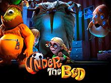 Играть бесплатно в автомат Под Кроватью