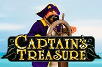 Играть бесплатно в Сокровище Капитана