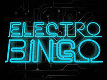 Автомат Электро Бинго без регистрации