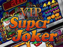 Слот Супер Джокер Вип бесплатно в Vulkan