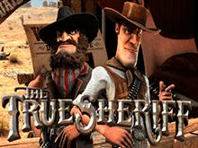 Онлайн-автомат Настоящий Шериф в Вулкан
