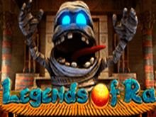 Азартная игра Легенды Ра