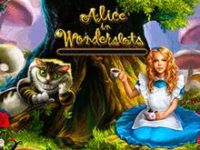 Азартный автомат Алиса В Стране Чудес