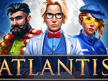 Играйте онлайн в автомат Вулкан Atlantis