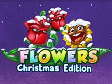 Игровой автомат Вулкан: Flowers: Christmas Edition