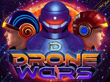 Играйте в автомат Вулкан Drone Wars