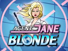 Agent Jane Blonde от Microgaming – азартный онлайн аппарат