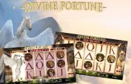 Divine Fortune – игровой аппарат от NetEnt