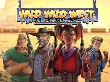 Wild Wild West: The Great Train Heist – онлайн автомат на деньги
